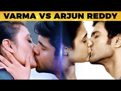 Varma VS Arjun Reddy Teaser Comparison | Dhruv Vikram | Director Bala | TK