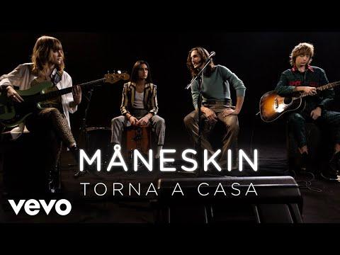 Måneskin - Torna a casa (Live) | Vevo Official Performance