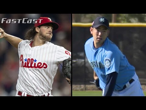 Video: MLB.com FastCast: Nola signs, Kikuchi debuts - 2/13/19
