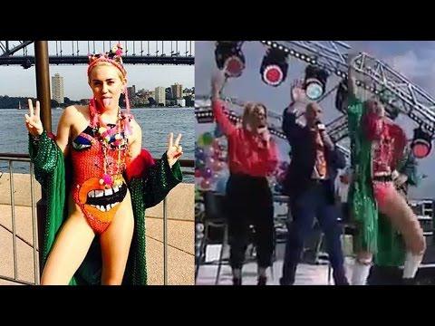 Conoce el nuevo baile de Miley Cyrus