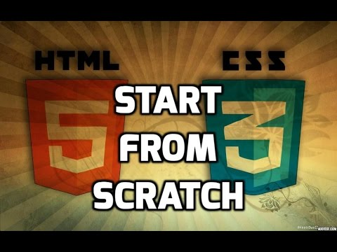 HTML and CSS Tutorial for Beginners | The Ultimate guide to learning HTML and CSS