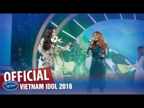 VIETNAM IDOL 2016 - GALA CHUNG KẾT & TRAO GIẢI - HELLO VIỆT NAM - JANICE PHƯƠNG - Thời lượng: 10 phút.