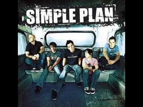 Me Against The World---Simple Plan