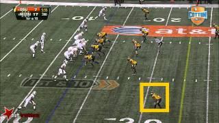 EJ Gaines vs Oklahoma State (2013)