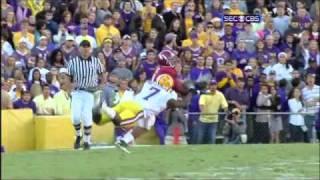 Patrick Peterson vs Alabama 2010 vs  (2010)