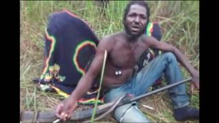 Vidéo inédite du ninja-nsiloulou envoyée aux autorités congolaises avant sa reddition.