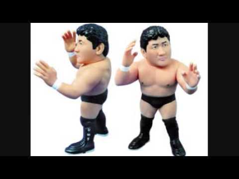 HAO Figures MMA Figures Pro Wrestling Figures K-1 www.bigjapanshop.com (видео)