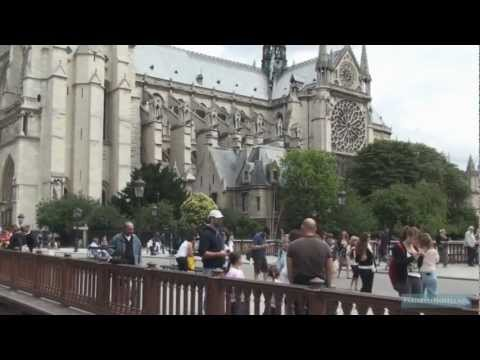Notre Dame Cathedral Tour in HD - Paris Best Hotels