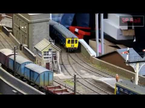 London Festival of Railway Modelling 2014..