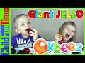 Giant Jello Orbeez ChildFunTime