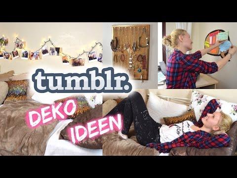 Deko ideen ideen blog for Diy zimmer deko tumblr