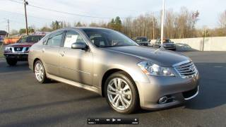 2008 Infiniti M45x Start Up, Exhaust, And In Depth Tour