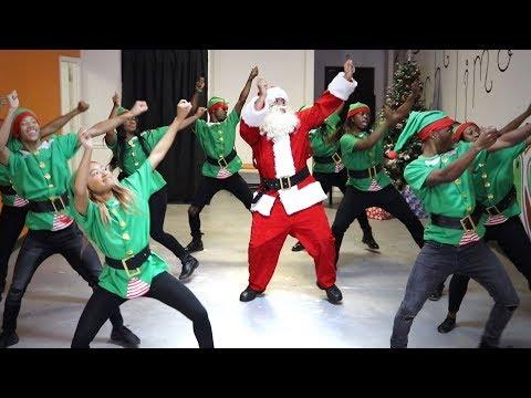 Hip-Hop Santa! 😂🎅🏾🔥🎄 | Random Structure TV