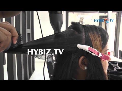 Studio Makeover Salon Hair blow dry Techniques