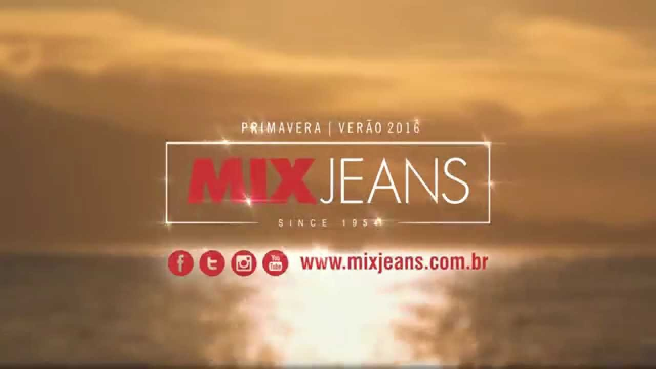 Fashion Video - Mix Jeans Primavera Verão 2016