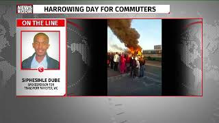 Video Two buses torched amid Cape Town taxi strike MP3, 3GP, MP4, WEBM, AVI, FLV Oktober 2017
