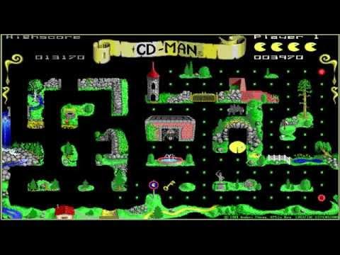 Download DOS GAMES - CDMAN HD Mp4 3GP Video and MP3