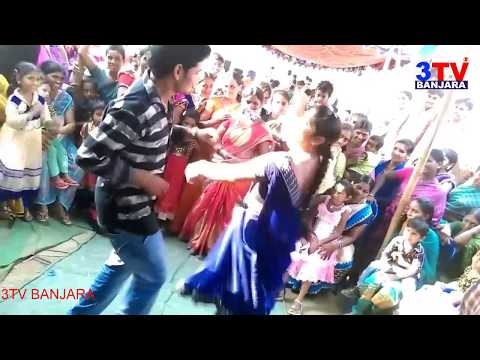 Video Banjara Couple Super Dance on DJ Song with Full Josh || New Video || 3TV BANJARAA download in MP3, 3GP, MP4, WEBM, AVI, FLV January 2017