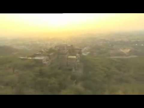 Flying Fox Zipline Tour Video at Neermana Fort Palace