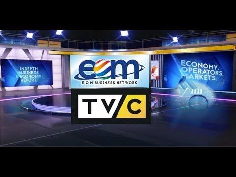 EOM BUSINESS NETWORK ON TVC  19-08-2017, RITE FOODS, G.G.I, CALAYA, AGUASHIED OIL,  TRUST BOND.