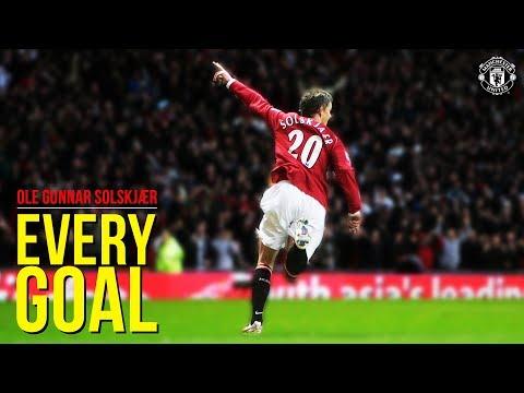 Download Every Goal | Ole Gunnar Solskjaer | Manchester United