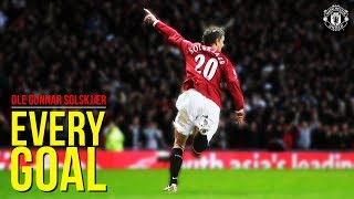 Video Every Goal | Ole Gunnar Solskjaer | Manchester United MP3, 3GP, MP4, WEBM, AVI, FLV Juni 2019