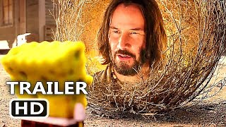 THE SPONGEBOB Movie 2 Trailer (2020) Keanu Reeves, Sponge on the Run by Inspiring Cinema