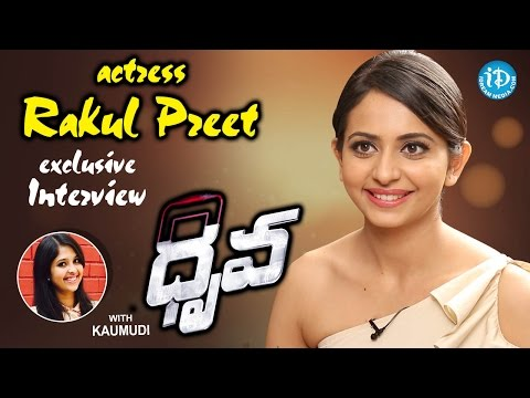 Rakul Preet Singh Exclusive Interview