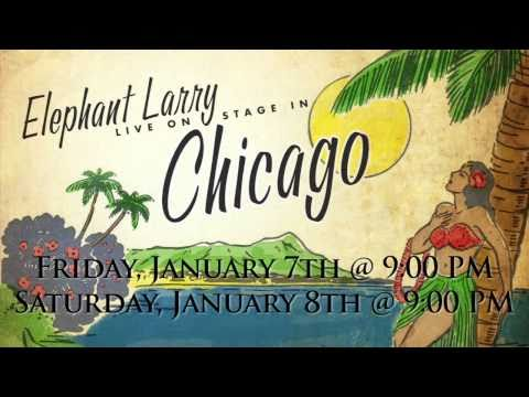 Video Elephant Larry is Coming to Chicago! download in MP3, 3GP, MP4, WEBM, AVI, FLV January 2017