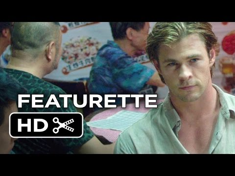 Blackhat (Featurette 'An Actor Prepares')