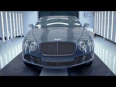 bentley - On this episode of The Downshift, we tour Bentley's landmark factory in Crewe, where engineers, mechanics and artisans have been designing, building and scul...