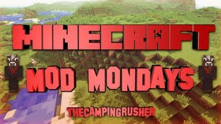 Minecraft Mod Monday - Moving Grass and Beautiful World (Better Grass and Leaves Mod)