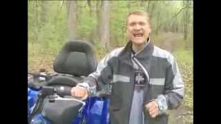 4. POLARIS SPORTSMAN TOURING 850 H.O. EPS - QUAD BIKE