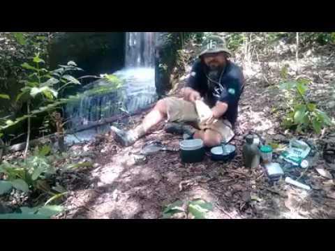 Cachoeira, Acampamento, Córrego Novo, Grupo Distância Urbana