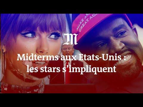 Kanye West, Taylor Swift, Rihanna : les stars appellent à voter
