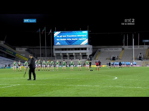 Dublin vs Mayo 2020 | GAA Football Senior Championship All-Ireland Final | Full Game