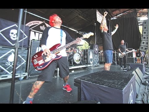 New Found Glory - Head On Collision - Live - 2016 Vans Warped Tour