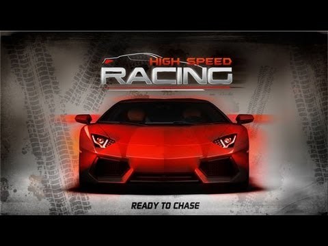 Video of High Speed Racing