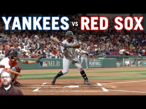 Video: MLB The Show '18: Episode 21: YANKEES vs. RED SOX