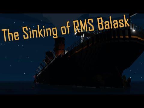 The Sinking of RMS Balask