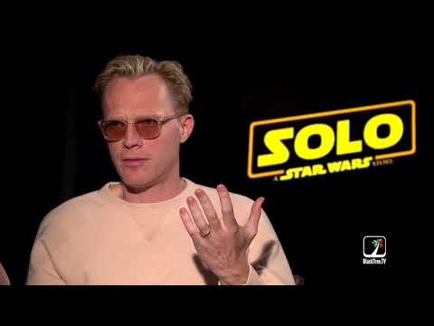 Solo A Star Wars Story Compilation Interviews
