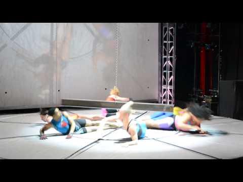 Dance - Elizabeth Streb: Slice