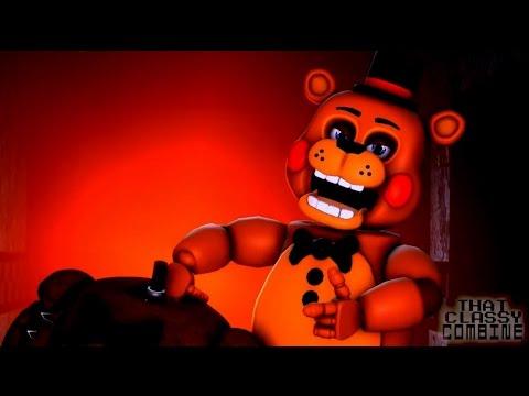 "FNAF - Five Nights At Freddy's ""Five More Nights"" - Точка Z - Песня Мишки (видео)"