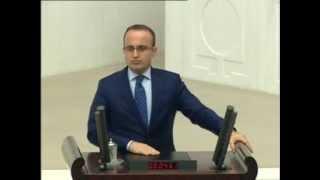 Av. Bülent Turan Türgev hakkındaki iddialara TBMM'de yanıt verdi.
