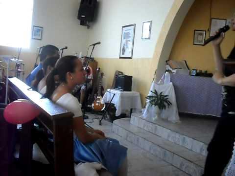 Experiencia de Oração RCC Rio Grande da Serra - Pregação Rogéria (Sorocaba)