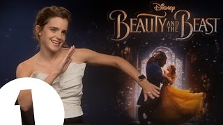Video Emma Watson on Beauty and the Beast dancing: 'There's some very good knee-slapping' MP3, 3GP, MP4, WEBM, AVI, FLV September 2017