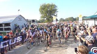 Race Coverage From UCI Iowa City Jingle Cross World Cup - VLOG 10