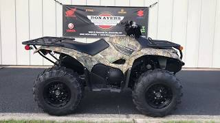 8. 2019 Yamaha Kodiak 700 EPS