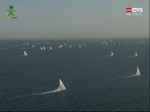 23.09.17 43ft Dubai Traditional Dhow Sailing Race – Heat 2