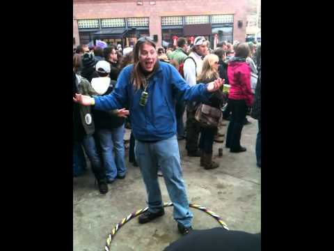 Breckenridge Brew Fest Bro Can't Hula Hoop